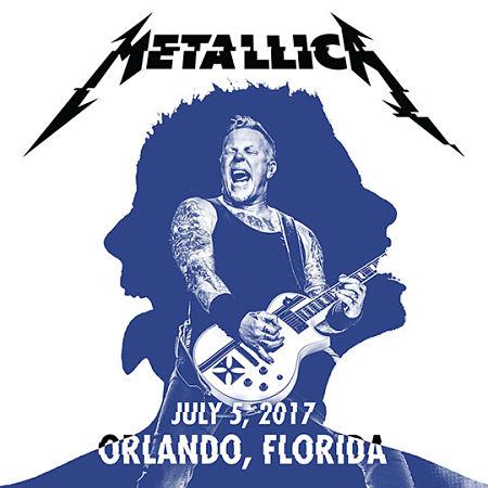 Metallica - 2017.07.05 - Orlando, FL [Live] (2017) 320 kbps