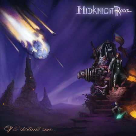 Midknight Rose - Of a Distant Sun (2017) 320 kbps