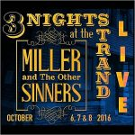 Miller & The Other Sinners – 3 Nights At The Strand [Live] (2017) 320 kbps