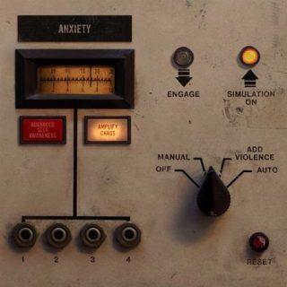 Nine Inch Nails - Add Violence [EP] (2017) 320 kbps