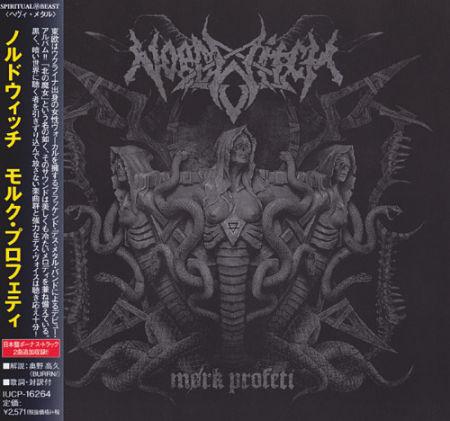 NordWitch - Mork Profeti (2016) [Japanese Edition, Reissue, 2017] 320 kbps + Scans