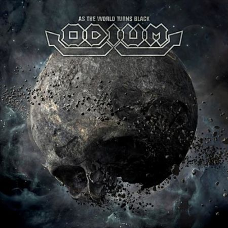 Odium - As The World Turns Black (2017) 320 kbps