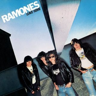 Ramones - Leave Home [40th Anniversary Deluxe Edition, 3CD] (2017) 320 kbps