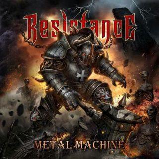 Resistance - Metal Machine (2017) 320 kbps