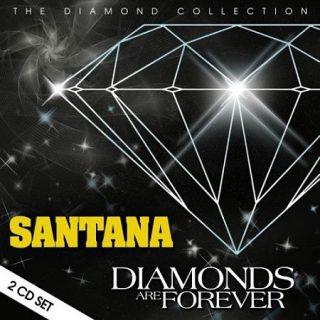 Santana - Diamonds Are Forever [Compilation] (2017) 320 kbps