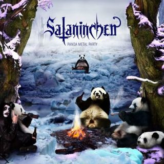 Sataninchen - Panda Metal Party (2017) 320 kbps + Scans