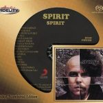Spirit - Spirit (1968) [Audio Fidelity, Remastered, Limited Edition 2017] 320 kbps + Scans