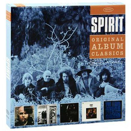 Spirit - Original Album Classics [5CD Box Set] (2010) 320 kbps