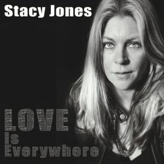 Stacy Jones - Love Is Everywhere (2017) 320 kbps