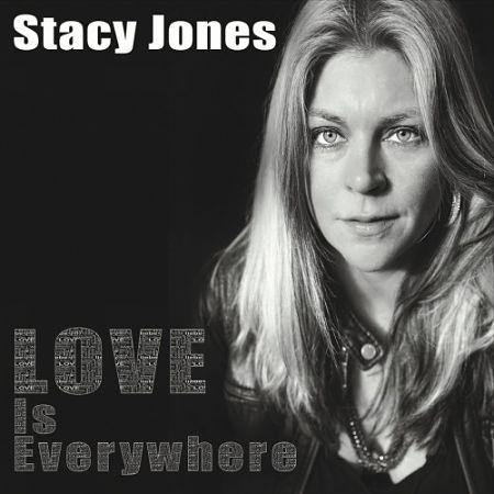 Stacy Jones - Love Is Everywhere (2017) 320 kbps