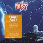 Stone Fury - Burns Like A Star [Rock Candy Remastered] (2017) 320 kbps