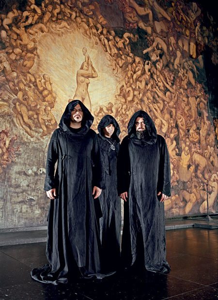 Sunn O))) - All Studio Albums + 3 Splits (2000-2015) 320 kbps