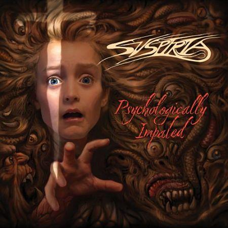 Suspiria - Psychologically Impaled (2017) 320 kbps