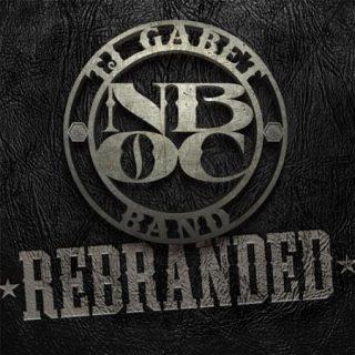 TJ Gabet Band - Rebranded (2017) 320 kbps
