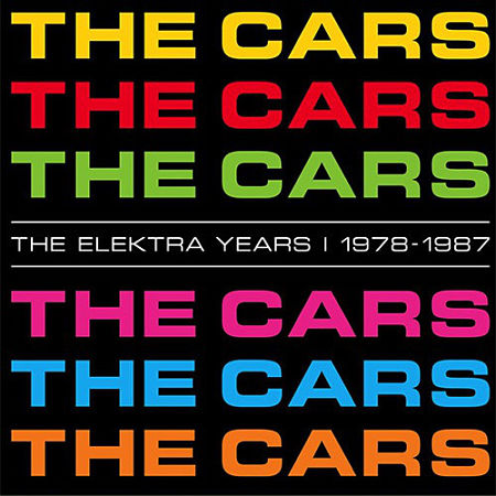 The Cars - The Elektra Years 1978-1987 (Remastered Box Set, 6CD) (2016) 320 kbps