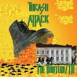 The Hunters/TH – Thrash Attack (2017) 320 kbps