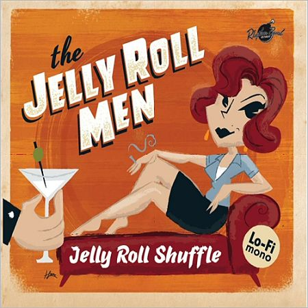 The Jelly Roll Men - Jelly Roll Shuffle (2017) 320 kbps