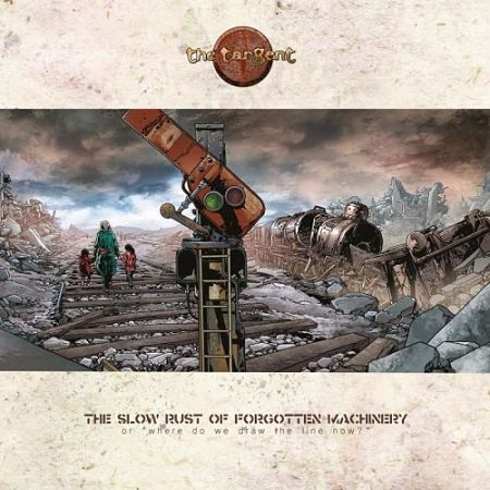 The Tangent - The Slow Rust Of Forgotten Machinery (2017) 320 kbps