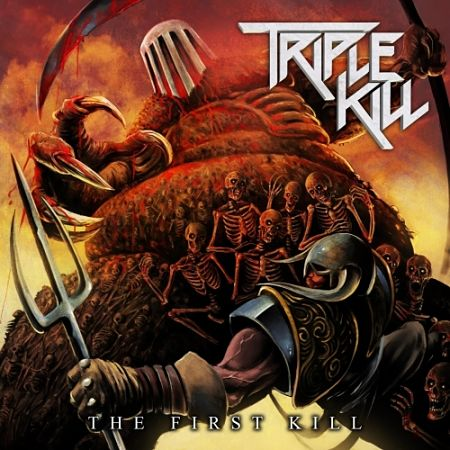 Triple Kill - The First Kill (EP) (2017)