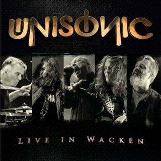 Unisonic - Live in Wacken (2017) 320 kbps