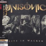 Unisonic – Live in Wacken [Japanese Edition] (2017) 320 kbps + Scans