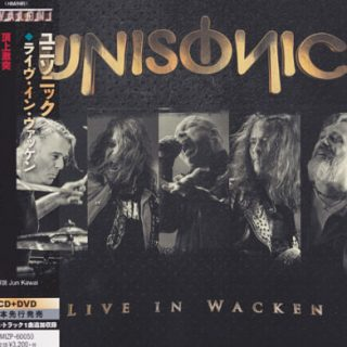 Unisonic - Live in Wacken [Japanese Edition] (2017) 320 kbps + Scans