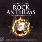 Various Artists – Greatest Ever Rock Anthems Definitive collection (3 CD Box Set, 2011) 320 kbps