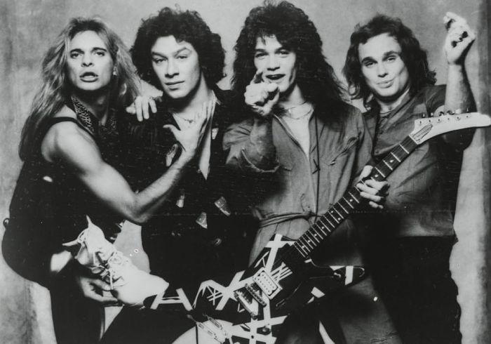 Van Halen - Discography [All Studio Albums] (1978-2012) 320 kbps