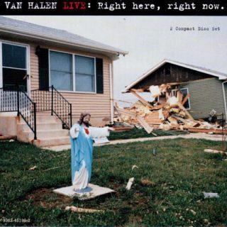 Van Halen - Live: Right Here, Right Now, 2CD (1993) 320 kbps + Scans