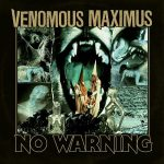 Venomous Maximus – No Warning (2017) 320 kbps