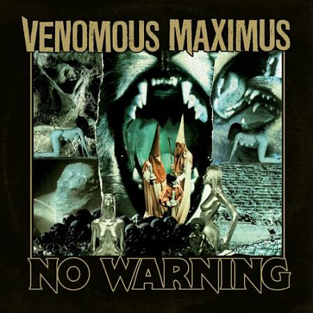 Venomous Maximus - No Warning (2017) 320 kbps