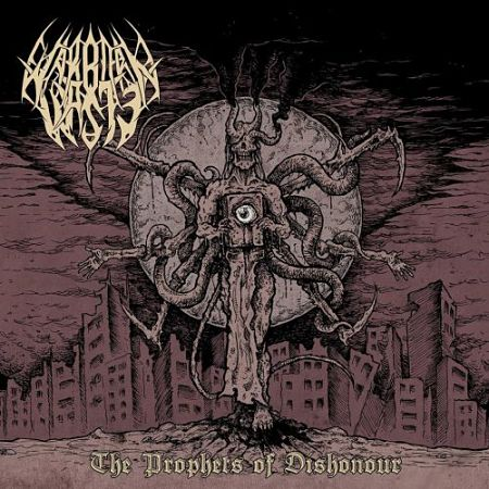 Warborn Waste - The Prophets Of Dishonour (2017) 320 kbps
