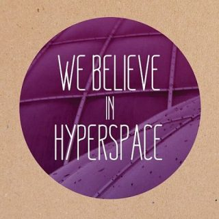 We Believe In Hyperspace - Purple Sea (2017) 320 kbps