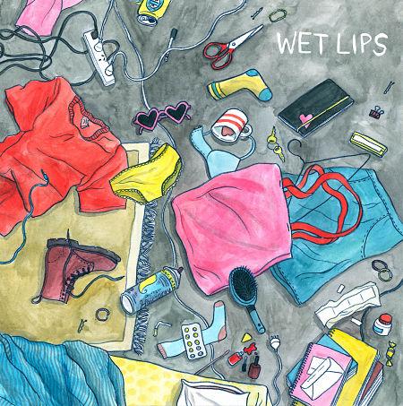 Wet Lips - Wet Lips (2017) 320 kbps