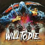 Will To Die - Twist of the Knife (2017) 320 kbps