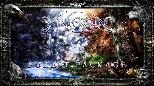 Wintersun - The Forest Package [Compilation] (2017) 320 kbps + Booklets