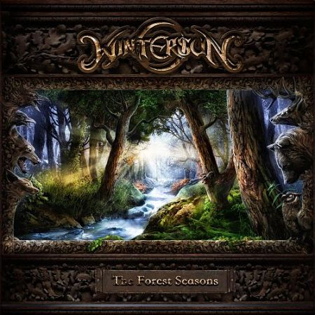 Wintersun - The Forest Seasons [Limited Edition] (2017) 320 kbps
