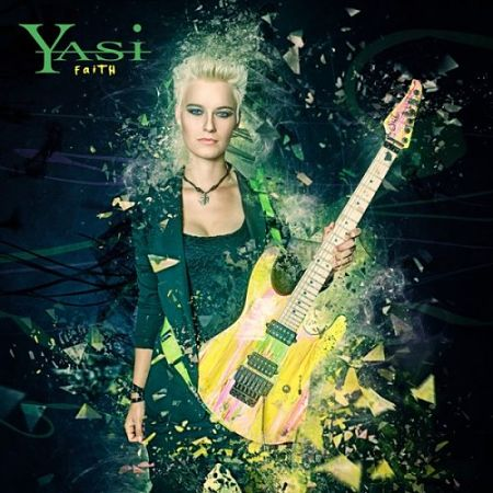 Yasi Hofer - Faith (2017) 320 kbps