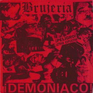 1990 - ¡Demoniaco! [EP, Vinyl] (128 kbps)