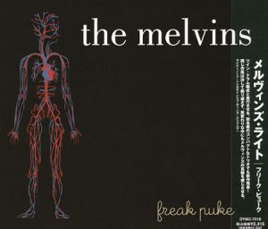 2012. Freak Puke (as The Melvins Lite)