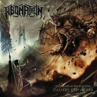 Abonation - The Mortal World And Gallery End Of Era (2017) VBR V0 (Scene CD-Rip)