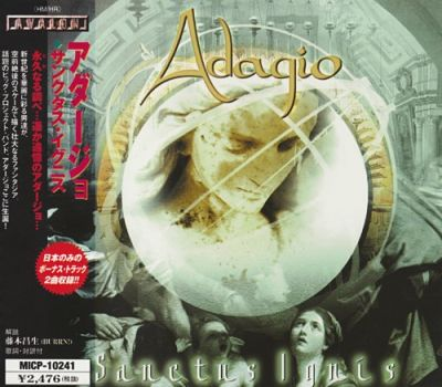 Adagio - Sanctus Ignis [Japanese Edition] (2001) 320 kbps + Scans