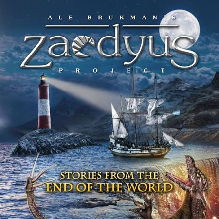 Ale Brukman's Zaedyus Project - Stories From The End Of The World (2017) 320 kbps