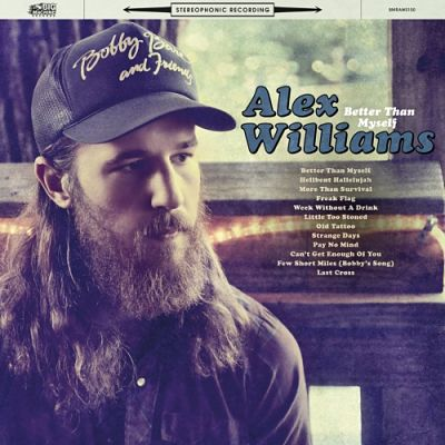 Alex Williams - Better Than Myself (2017) 320 kbps