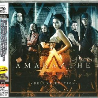 Amaranthe - Amaranthe [Japanese Edition] (2011) 320 kbps + Scans