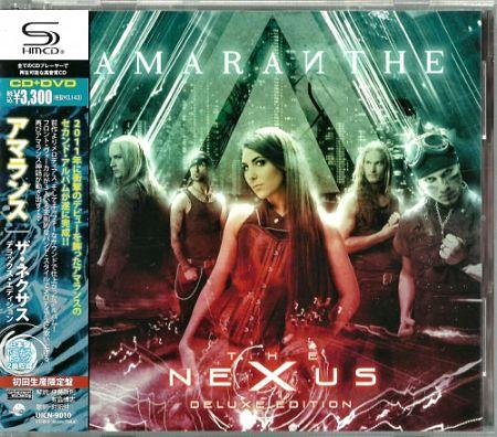 Amaranthe - The Nexus [Japanese Edition] (2013) 320 kbps + Scans