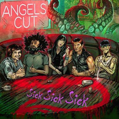 Angels Cut - Sick Sick Sick (2017) 320 kbps