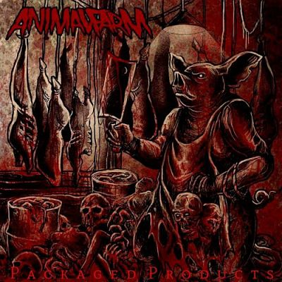 AnimalFarm - Packaged Products (2017) 320 kbps