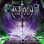 Antioch - Antioch III: Wings and Warlocks (2017) 320 kbps
