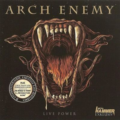 Arch Enemy - Live Power (2017) 320 kbps